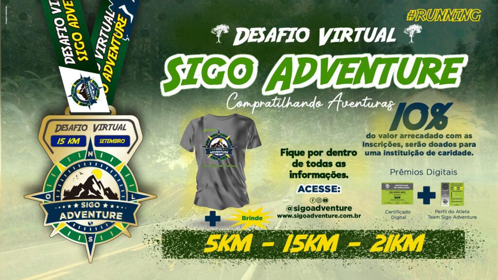 Desafio Virtual Sigo Adventure 2020